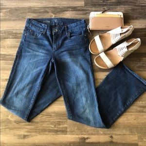 Kit From the Kloth Natalie High Rise Jeans